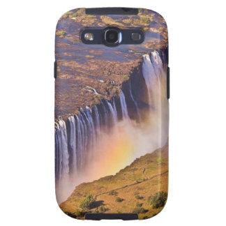 WATERFALL AFRICA ZAMBIA SAMSUNG GALAXY SIII COVERS