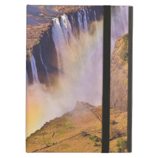 WATERFALL AFRICA ZAMBIA COVER FOR iPad AIR