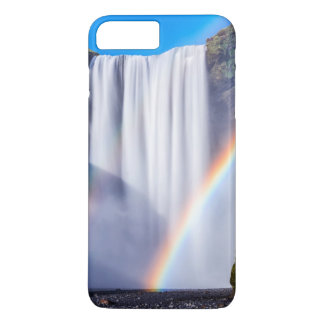 Waterfall and rainbow iPhone 8 plus/7 plus case