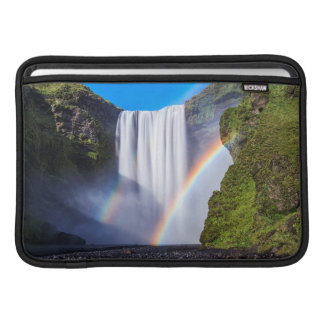 Waterfall and rainbow sleeve for MacBook air
