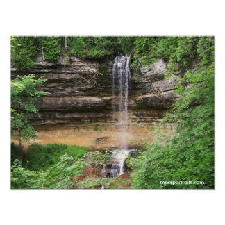 Waterfall Art Photo