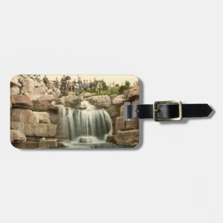 Waterfall at Ramsgate, Kent, England Luggage Tag