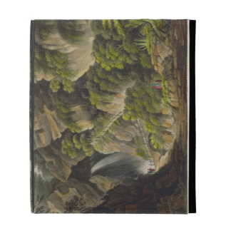 Waterfall at Shanklin, from 'The Isle of Wight Ill iPad Cases