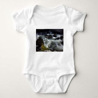 waterfall baby bodysuit