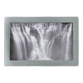 Waterfall Belt Buckle