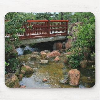 Waterfall Bridge Mouse Mat