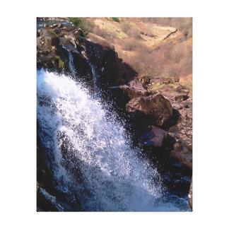 Waterfall Canvas Prints