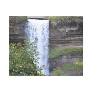 Waterfall Gallery Wrap Canvas