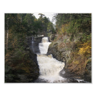 Waterfall Cascade 10x8 Photographic Print
