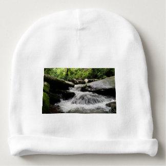 Waterfall Cascades Great Smoky Mountains Baby Beanie