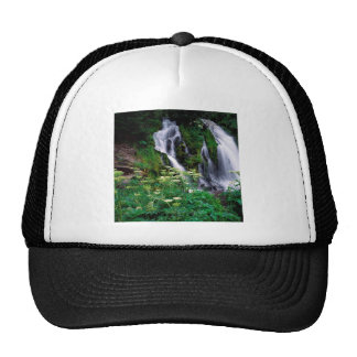 Waterfall Cascading Umpqua Trucker Hat
