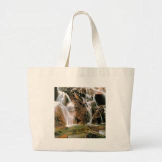 Waterfall Cool Water Sawtooth Wilderness Idaho Bag