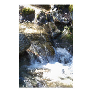 Waterfall Custom Stationery