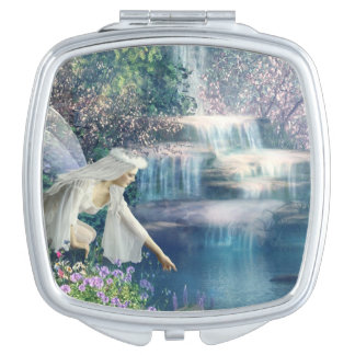 Waterfall Fairy Mirror For Makeup