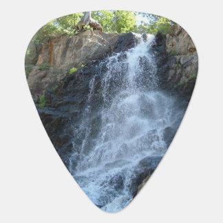 Waterfall Guitar Pick