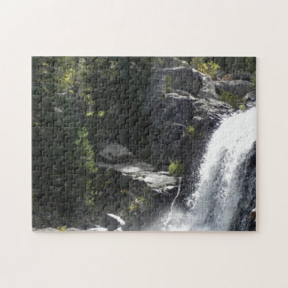 Waterfall in Estes Park Puzzle