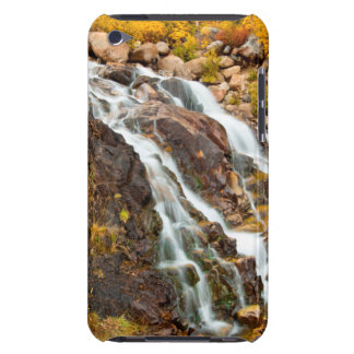 Waterfall In Grand Teton National Park Barely There iPod Covers