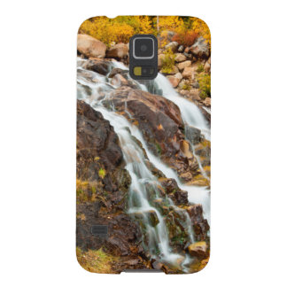 Waterfall In Grand Teton National Park Galaxy S5 Case
