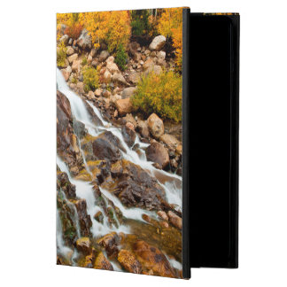 Waterfall In Grand Teton National Park iPad Air Cases