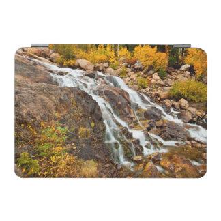Waterfall In Grand Teton National Park iPad Mini Cover