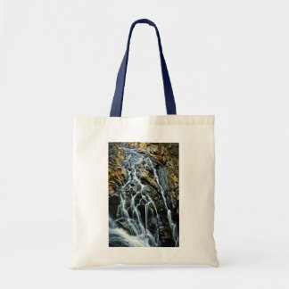Waterfall in Northern Ontario Canada Bag