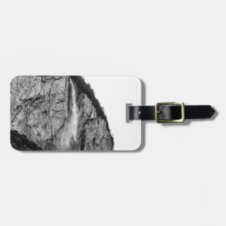 waterfall in Switzerland Luggage Tag