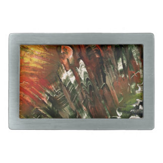 Waterfall in the Canyon Belt Buckles