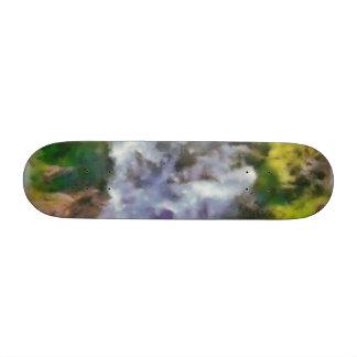 Waterfall in the wild skateboard decks