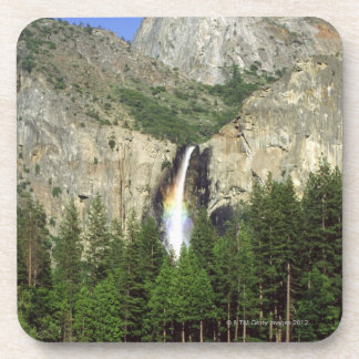 Waterfall in Yosemite National Park, California, Coaster