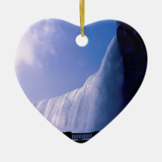 Waterfall Niagara Falls Christmas Ornament