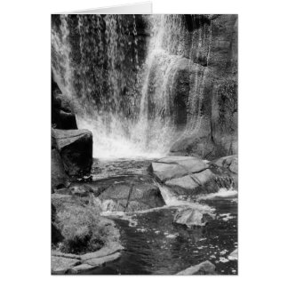 Waterfall notecards greeting card