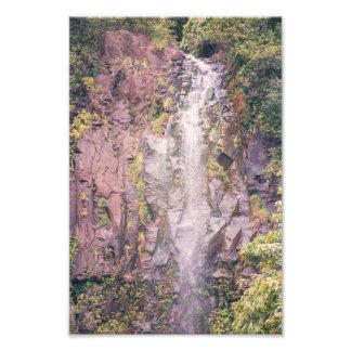 Waterfall on Road to Hana   Photo Print