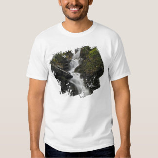 Waterfall on the Rocks T Shirt