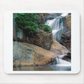 Waterfall Peaceful Colorado Mouse Pads