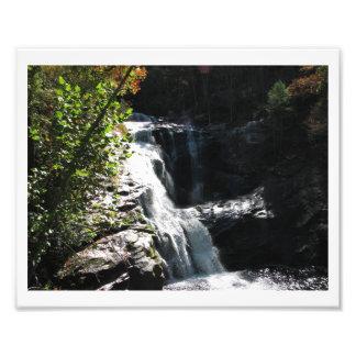 Waterfall Photo Art
