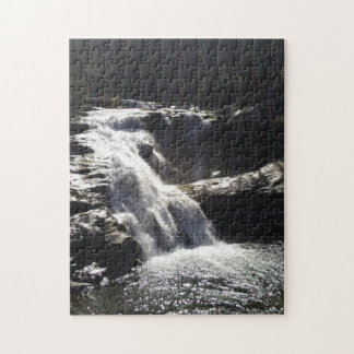 Waterfall Photo Puzzle