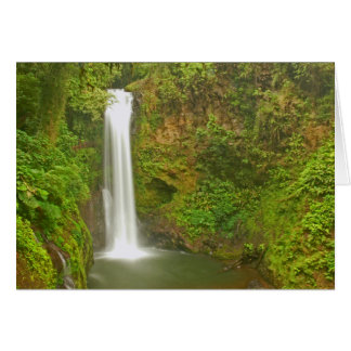 """""""WATERFALL""""  (PHOTOGRAPHY) NOTE CARD"""