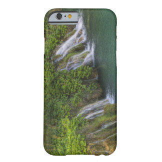 Waterfall, Plitvice Lakes National Park and Barely There iPhone 6 Case