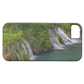 Waterfall, Plitvice Lakes National Park and Case For The iPhone 5