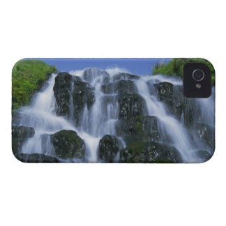 Waterfall, Portree, Isle of Skye, Highlands, iPhone 4 Covers