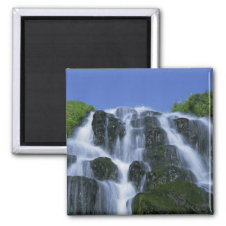 Waterfall, Portree, Isle of Skye, Highlands, Magnet
