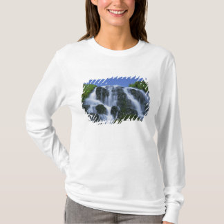 Waterfall, Portree, Isle of Skye, Highlands, T-Shirt