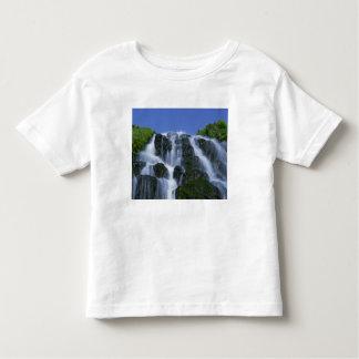 Waterfall, Portree, Isle of Skye, Highlands, Tee Shirt