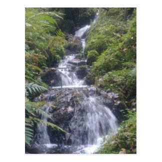 Waterfall Postcard