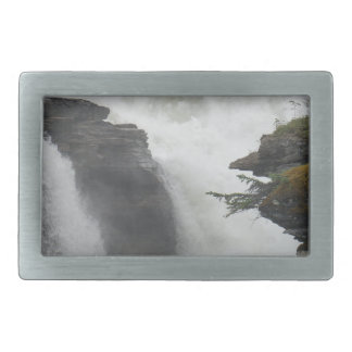 Waterfall Rectangular Belt Buckle