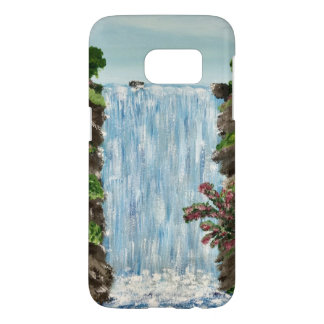 Waterfall Samsung Cell phone case