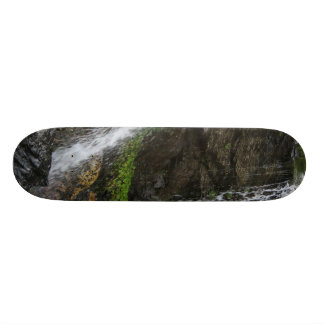 WATERFALL CUSTOM SKATE BOARD