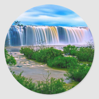 WaterFall Sticker