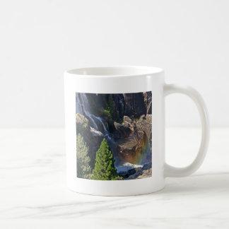 Waterfall Stream Rainbow Falls Coffee Mug