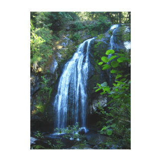 Waterfall Wrapped Canvas